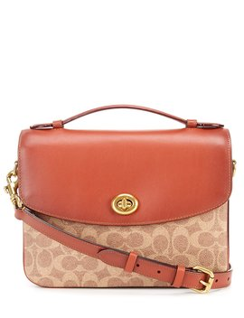 Coated Canvas Signature Cassie Crossbody by Coach