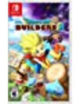 Dragon Quest Builders 2   Nintendo Switch by By    Square Enix