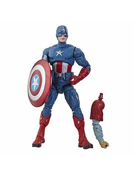 "Avengers Marvel Legends Series Endgame 6"" Collectible Action Figure Captain America Collection, Includes 1 Accessory by Avengers"