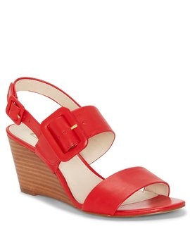 Putnam Leather Wedges by Louise Et Cie