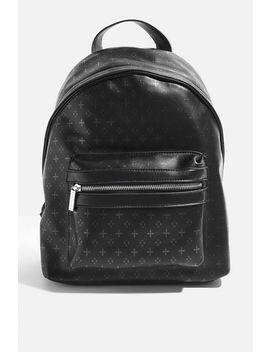 **Luna Monogram Backpack By Skinnydip by Topshop