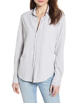 Tee Lab Button Down Shirt by Frank & Eileen