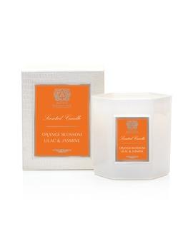 Orange Blossom, Lilac And Jasmine Hexagonal Candle by Antica Farmacista
