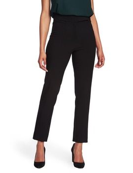 Straight Leg Crepe Pants by 1.State