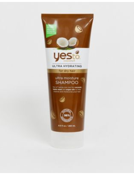 Yes To Coconut Ultra Moisture Shampoo For Dry Hair by Yes To