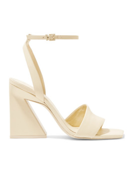 Serafina Leather Sandals by Mercedes Castillo