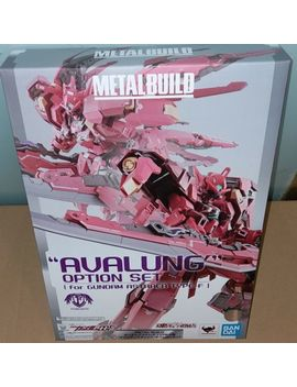Bandai Metal Build Avalung Option Set Op For Gundam Avalanche Astraea Type F by Ebay Seller