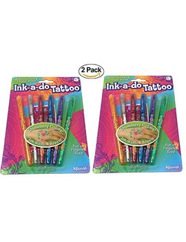 Toysmith Ink A Do Tattoo Pens (2 Pack) by Toysmith