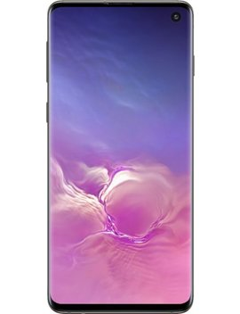 Galaxy S10 With 128 Gb Memory Cell Phone Prism   Black (Verizon) by Samsung