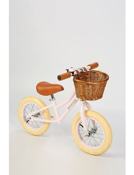 Banwood First Go! Pink Balance Bike by Banwood
