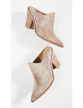 Kaden Block Heel Mules by Sigerson Morrison