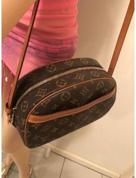 Authentic Louis Vuitton Blois Crossbody Shoulder Bag  Monogram by Louis Vuitton