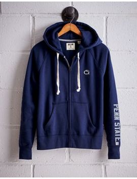 Tailgate Women's Penn State Nittany Lions Zip Up Hoodie by American Eagle Outfitters