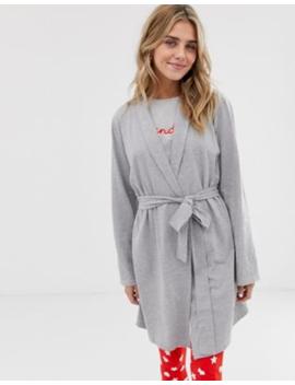 Asos Design Mix &Amp;Amp; Match Robe by Asos Design