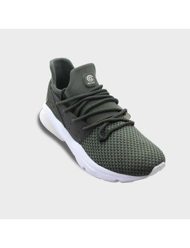 Women's Storm Knit Athletic Sneakers   C9 Champion® Olive by C9 Champion® Olive