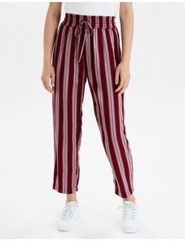 Ae Striped Tapered Pant by American Eagle Outfitters