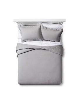 Lightweight Linen Comforter Set   Fieldcrest® by Fieldcrest®