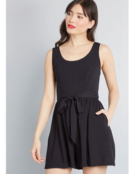 Unbridled Enthusiasm Romper by Modcloth