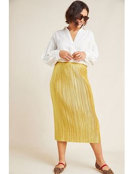 Domi Midi Skirt by Maeve