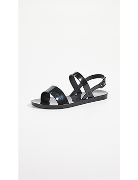 Lip Ad Sandals by Melissa