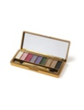 laroc-nine-colour-glitter-eyeshadow-palette by groupon