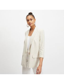 safari-suit-blazer by miss-selfridge