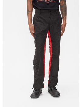 technical-nylon-cargo-pant by wales-bonner