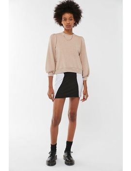 project-social-t-puff-sleeve-sweater by project-social-t