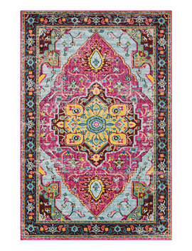 closeout!--anika-ani-1029-bright-pink-2-x-3-area-rug by general