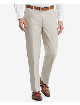 mens-modern-fit-flex-stretch-tan-suit-pants by general