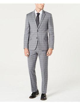 mens-modern-fit-th-flex-stretch-gray_blue-plaid-suit by general