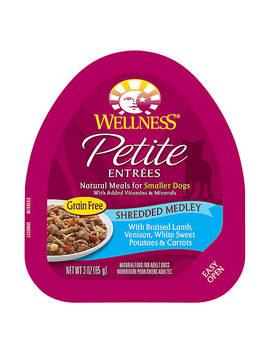 wellness-petite-entrees-small-dog-food---grain-free,-lamb,-venison,-sweet-potatoes-&-carrots by wellness