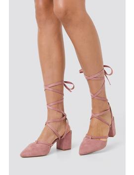 elyza-court-shoe-heel-rosa by raid
