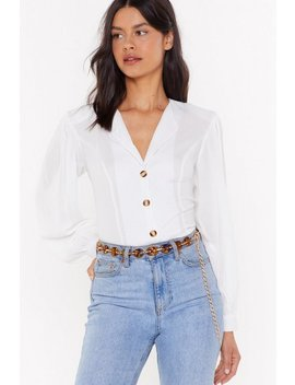 Tort About It Chain Tortioseshell Belt by Nasty Gal