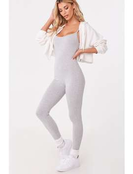 cotton-blend-cami-jumpsuit by forever-21