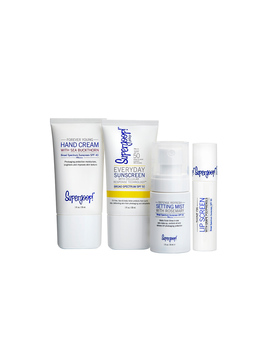 Live The Sunshine Kit by Supergoop!