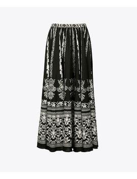 Maxi Circle Skirt by Ricki's