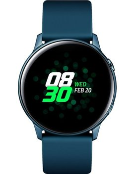Galaxy Watch Active Smartwatch 40mm Aluminum   Green by Samsung