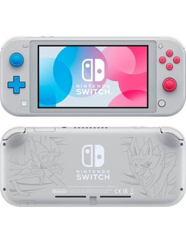 Switch Lite   Zacian And Zamazenta Edition by Nintendo