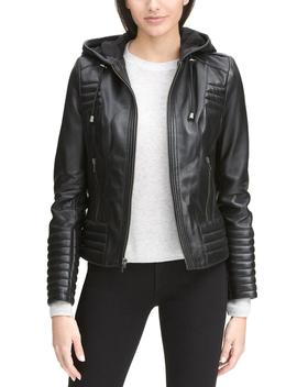 Cycle Lamb Jacket W/ Hood by Wilsons Leather