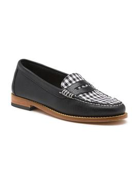 Whitney Gingham Weejuns by G.H.Bass & Co.