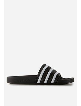 adilette---black_white_black by adidas-originals