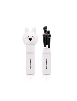 [Time Deal] Flalia Over Action Rabbit Action Brush Set by Jolse