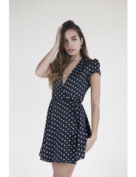 Hana Dress   Black Spot by Sisterhood