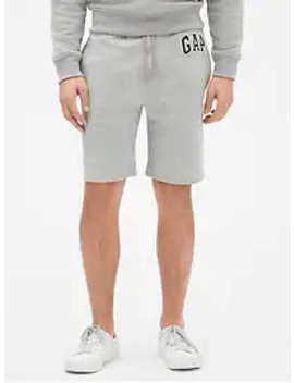 Gap Logo Fleece Drawstring Shorts by Gap