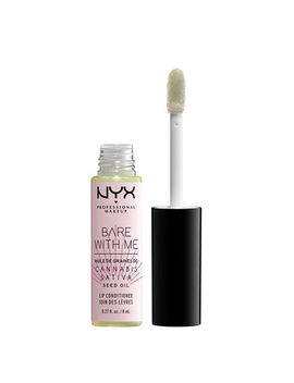 Bare With Me Cannabis Sativa Seed Oil Lip Conditioner by Nyx Cosmetics