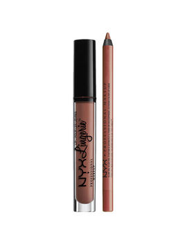 Lip Lingerie Lippie Duo   Cabaret Show & Need Me by Nyx Cosmetics