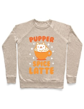 Pupper Spice Latte by Human