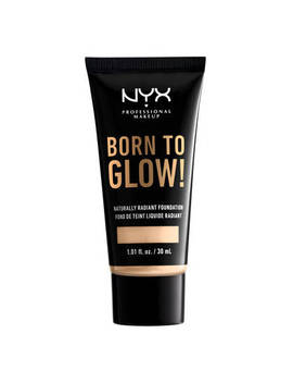 Born To Glow! Naturally Radiant Foundation by Nyx Cosmetics