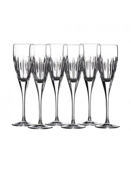 Mara Flute Set Of 6 by Waterford
